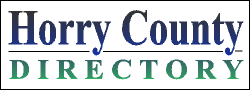 Horry County Directory - will open new window